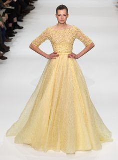 Wednesday Style Points: Can I Wear a Ball Gown to the Studio Because I am an Interior Designer? | Couture Chateau