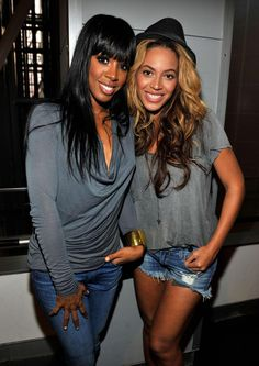 beyonce & kelly rowland