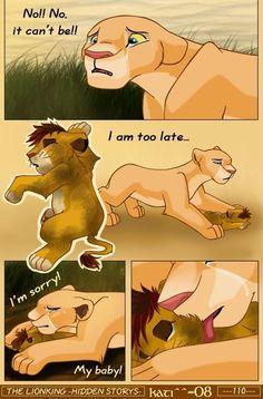 tlk -hs- page 110 by kati-kopa on DeviantArt Lion King 3, Lion King Fan Art, King Art, Simba Disney, Disney Lion King, Hakuna Matata, Painted Ukulele, Lion King Pictures, Lion King Drawings