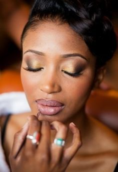 Make-up for Black/African American women