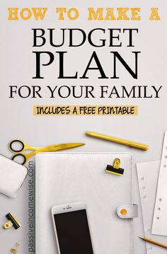 How To Make A Budget Plan For Your Family - Tap the link to shop on our official online store! You can also join our affiliate and/or rewards programs for FREE!