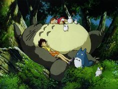 TOH! Ranks the Top Ten Studio Ghibli Films, 'My Neighbor Totoro' and 'Howl's Moving Castle' Come to Blu-Ray UPDATE