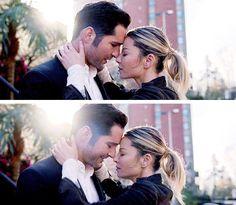 Aqui ambos se dan cuenta cuanto se importan y que su amor es real.