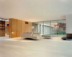 Shigeru Ban concluye casa de Mies van der Rohe - Noticias de Arquitectura - Buscador de Arquitectura