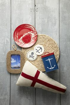 #Beach Destination Decor Inspiration// Nautical Theme #decor
