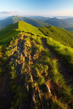 Bieszczady  Poland Beautiful place Recommend to visit