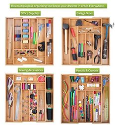 Images Of Amazon The Only Drawer Organizer that is Expandable Lockable Slip
