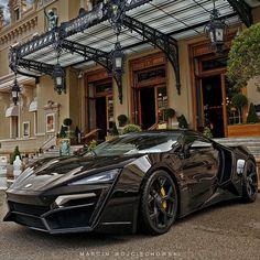 """$3.4 Million Lykan Hypersport • Photo by #marcinwojciechowski  #CarLifestyle"""
