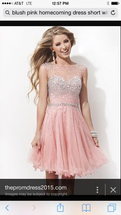 I want this to be my homecoming dress next year!