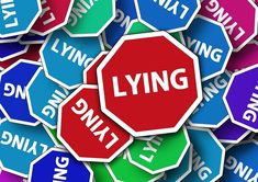 Lies are always the start of your troubles. Even though the truth hurts, when telling the truth you don't have to memorize anything. You just have to recall.