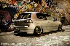 Mk5 | MkV | GTI | VW | Volkswagen | Turbo | Air | Bagged | Air Ride | Low | Stance | Flush | Tuck | Wheels | Photographer | SoCal | California