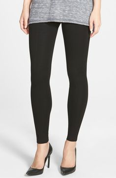 8d3303cb40192b Free shipping and returns on Hue Blackout Leggings at Nordstrom.com.  Topstitched center seams