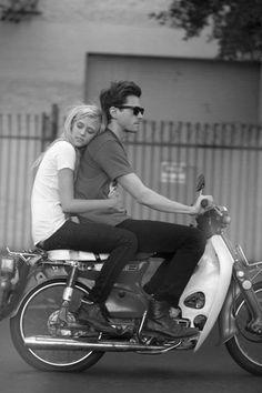 Motorbike .. No better way