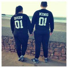 #queen #king