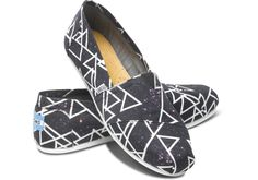 TOMS X PAUL VAN DYK WOMEN'S CLASSICS from TOMS. Saved to shoes