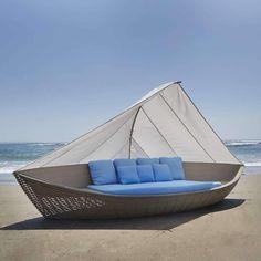 Boat Furniture, Plywood Furniture, Garden Furniture, Outdoor Furniture, Outdoor Decor, Antique Furniture, Deco Marine, Waterproof Cushions, Skyline Design