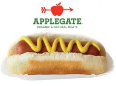 Applegate hot dogs are yummy - and healthy! Antibiotic and nitrite free!!