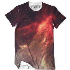 Mens Nebula Tee