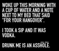 Haha! I would totally, do this to myself.
