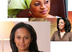 The three female black billionaires