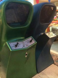 Computer Space arcade games