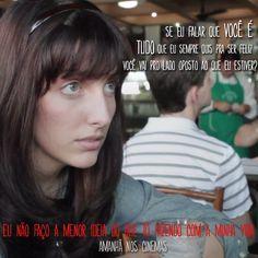 Eu não faço a menor ideia do que eu tô fazendo com a minha vida (Brazilian Movie) - Font in use: Amarelinha