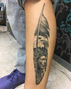 60 Best Native American Tattoo Designs To Inspire You 60 Best Native American Tattoo Designs To Inspire You,Tattoo Ideas american tattoo celebrities women american women hair face Indian Women Tattoo, Native Indian Tattoos, Indian Feather Tattoos, Indian Tattoo Design, Tribal Tattoos For Women, American Indian Tattoos, Feather Tattoo Design, Sleeve Tattoos For Women, Tattoos For Guys