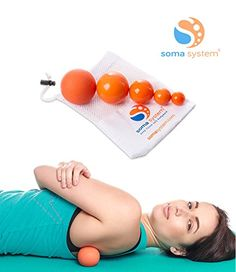 Acupressure Massage Balls. Improve Mobility for Pilates and CrossFit. Resolve Headache and IT Band Pain. More Effective than Lacrosse Massage Ball and Tennis Massage Ball. Lower Back Self Massage. >>> You can find more details by visiting the image link.