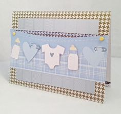 It's a Boy 8 by JBRCards on Etsy So cute for a baby shower!
