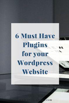 6 Must Have Plugins