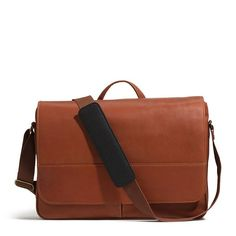 Jameson Leather Messenger c30d76eb52c39