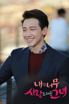 """[images][drama][내그녀] Fresh official SBS """"My Lovely Girl"""" still photos."""