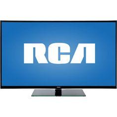 "RCA 50"" LED50B45RQ 1080p 60Hz LED HDTV"