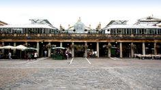 Covent Garden market- London