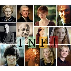 Famous people infj