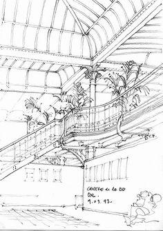 https://flic.kr/p/64nSDG   Bruxelles,  Musée de la bande dessinée   Ancien magasin Wauquez,  Victor Horta, architecte