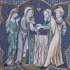 De Lisle Psalter,  1310-20 fol. 124r