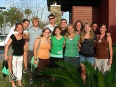 Eastern Mennonite University Memory: Spring breaks in Sarasota, FL. So many families hosted EMU students for spring break, including hosting cookouts - a great time! *Image links to Sarasota Tribune article featuring EMU students.  Jessica Newman, 2008