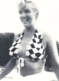 Marilyn Monroe. A George Vreeland Hill pin.