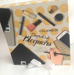Me atrasei, mas aqui está o post de hoje.  Glambox Brasil Segredos de Blogueira, vem conferir tudinho que veio dentro desta caixinha. http://jeanecarneiro.com.br/glambox-segredos-de-blogueira/ #glambox #glamboxbrasil #segredosdeblogueira #cosmetic #cosmeticos #makeup