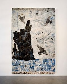 Kiki Smith : Selections from the Jacquard Tapestry Series | Installation Views | Robischon Gallery Web site