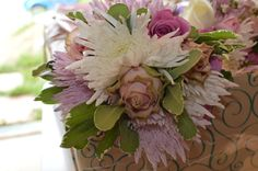 Traditional Pale Colour Wedding Wedding Flowers, Floral Wreath, Wreaths, Colour, Traditional, Table Decorations, Home Decor, Color, Floral Crown