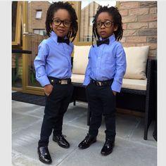 Mali blogerzy - najbardziej stylowe dzieci świata - M&D (2yungkings)