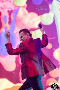 Depeche Mode @ Cluj Arena | Ciprian Vlăduț - Fotograf