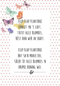 Klik op it plaatsje foar in pdf! Live Life, Poems, Life Quotes, Pdf, Printables, Memories, Funny, Children, Typography