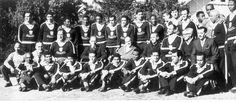 Copa de 1962 - Jogadores da seleção brasileira convocada para a Copa do Mundo de 1962 posam para foto oficial