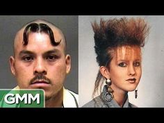 25 Worst Hairstyles Ever | Good Mythical Morning | YouTube