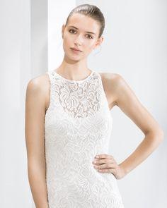 #6021 Nanda Devi Collection -  2016  Vestidos de novia - Jesús Peiró  Wedding dresses - Jesús Peiró