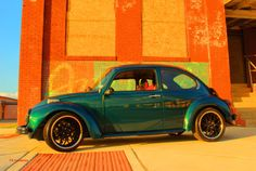 German look 1303 Super Beetle