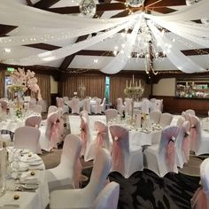 Wedding reception decor at Airth Castle and spa Small Wedding Receptions, Rustic Wedding Reception, Outside Wedding, Wedding Reception Decorations, Reception Ideas, Diy Garden Decor, Event Venues, Amazing Gardens, Photoshop
